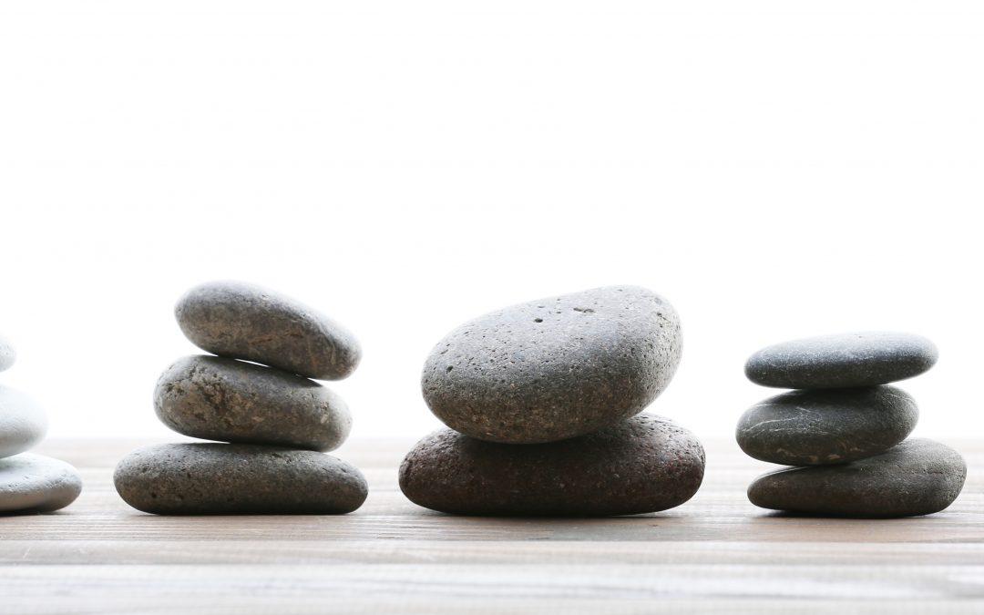 Cold Stone Massage Stones Migraine Relief Therapy
