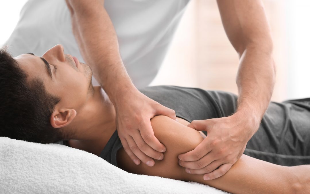 Pre-Event Post-Event Massage Therapy Muscle Healing